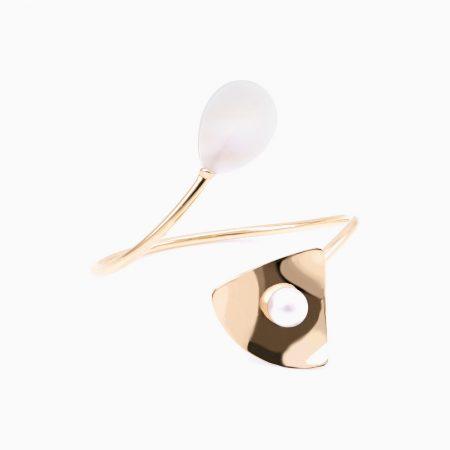 دستبند طلا 18 عیار زنانه مدل BL0011