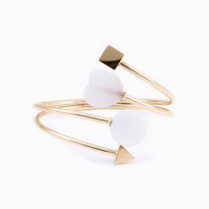 دستبند طلا 18 عیار زنانه مدل BL0012