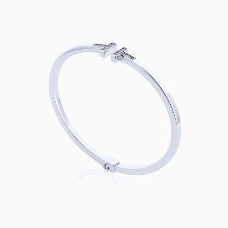 دستبند طلا 18 عیار زنانه مدل BL0024