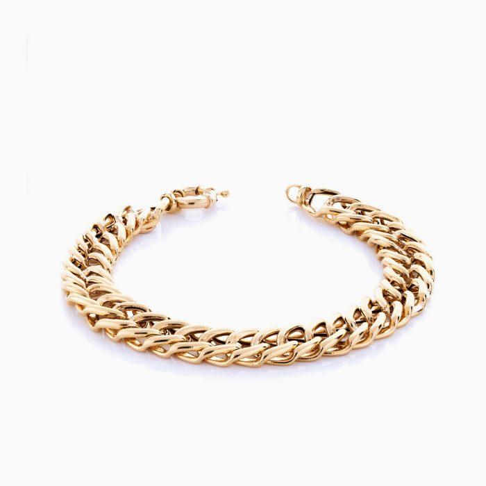 دستبند طلا 18 عیار زنانه مدل BL0033