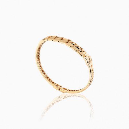 دستبند طلا 18 عیار زنانه مدل BL0050