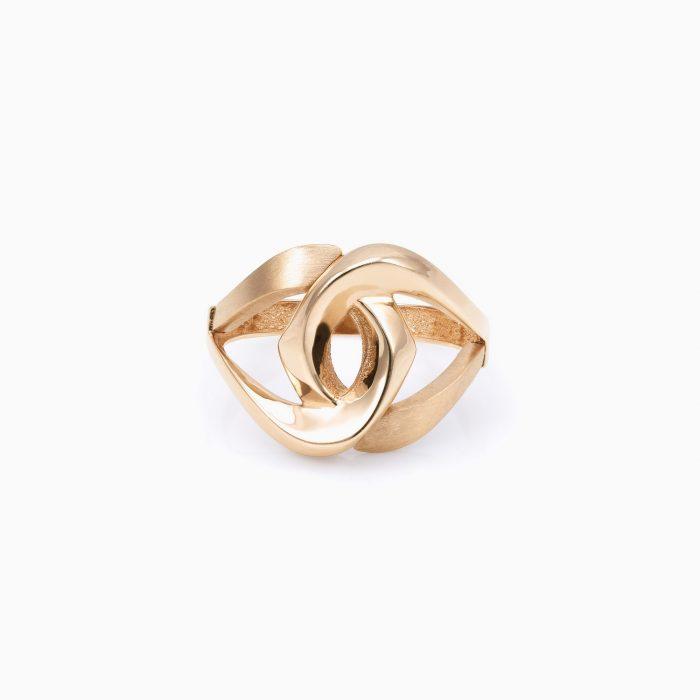 انگشتر طلا 18 عیار زنانه مدل RG0016