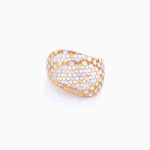انگشتر طلا 18 عیار زنانه مدل RG0039