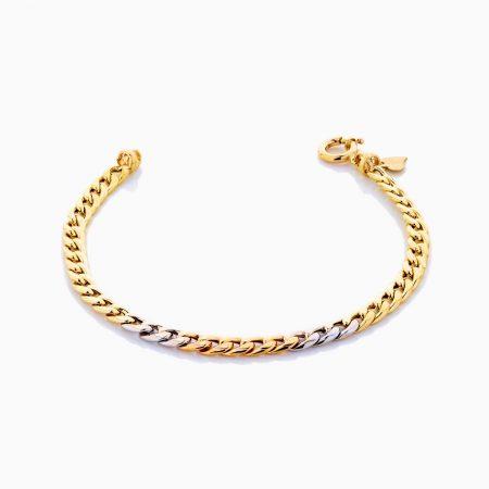 دستبند طلا 18 عيار زنانه مدل BL0183