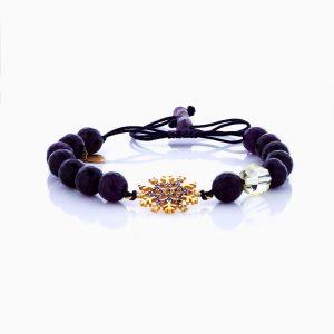 دستبند طلا 18 عيار زنانه مدل BL0194