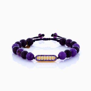 دستبند طلا 18 عيار زنانه مدل BL0196