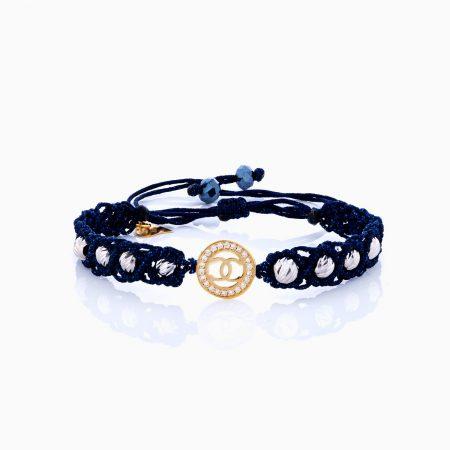 دستبند طلا 18 عيار زنانه مدل BL0197