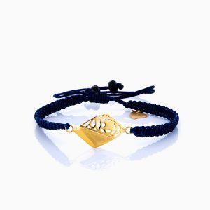 دستبند طلا 18 عيار زنانه مدل BL0199