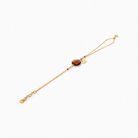 دستبند طلا 18 عيار زنانه مدل BL0226