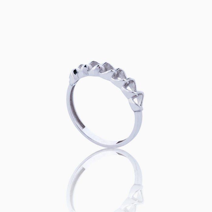 انگشتر طلا 18 عيار زنانه مدل RG0241