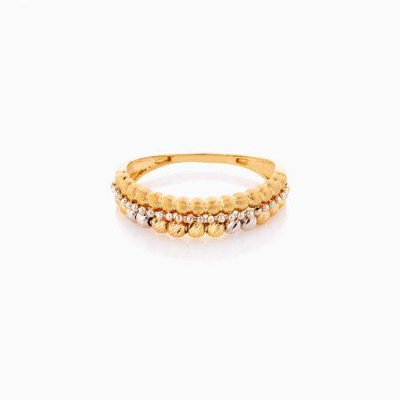 انگشتر طلا 18 عيار زنانه کد RG0342