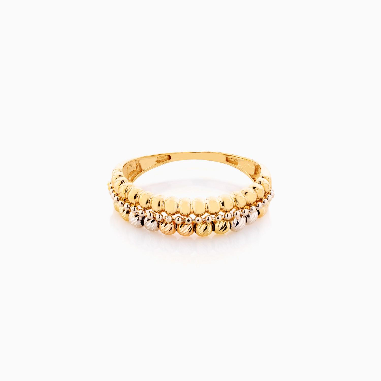 انگشتر طلا 18 عيار زنانه کد RG0344