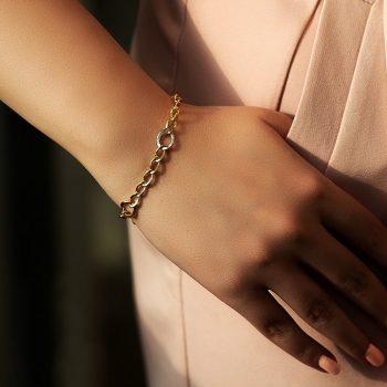 خرید دستبند و النگو طلا
